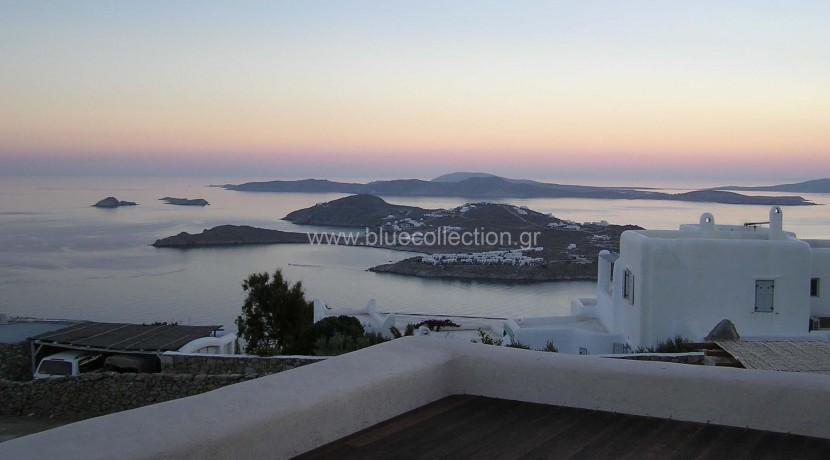Mykonos, Agios Lazaros, Private Villa with Pool & Stunning view for sale