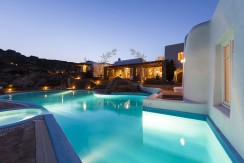 Mykonos | Agrari – Absolute Private Villa with Infinity Pool & Stunning view for rent | Sleeps 12 | 6 Bedrooms |5 Bathrooms| REF:  18041278 | CODE: DLV-1