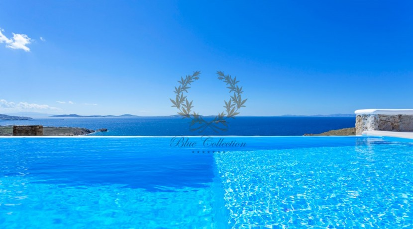 Mykonos  Choulakia - Senior Villa with Private Pool & Stunning views for rent P1 (10)