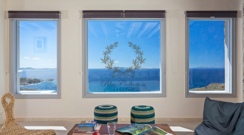 Mykonos  Choulakia - Senior Villa with Private Pool & Stunning views for rent P1 (12)