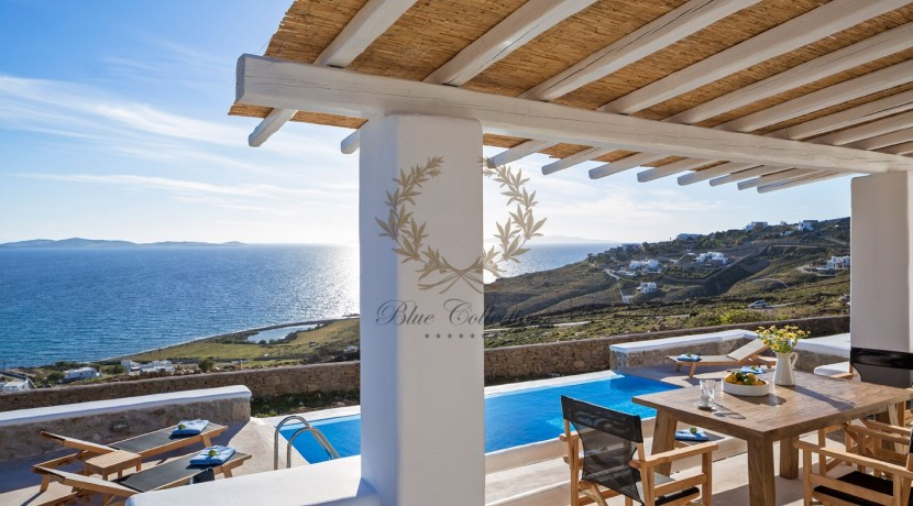 Mykonos  Choulakia - Senior Villa with Private Pool & Stunning views for rent P1 (20)