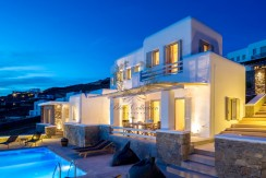 Mykonos  Choulakia - Senior Villa with Private Pool & Stunning views for rent P1 (23)