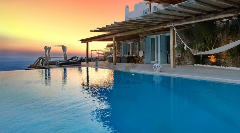 Mykonos - Fanari  Presidential Villa with Private Pool & Amazing view for rent  p2