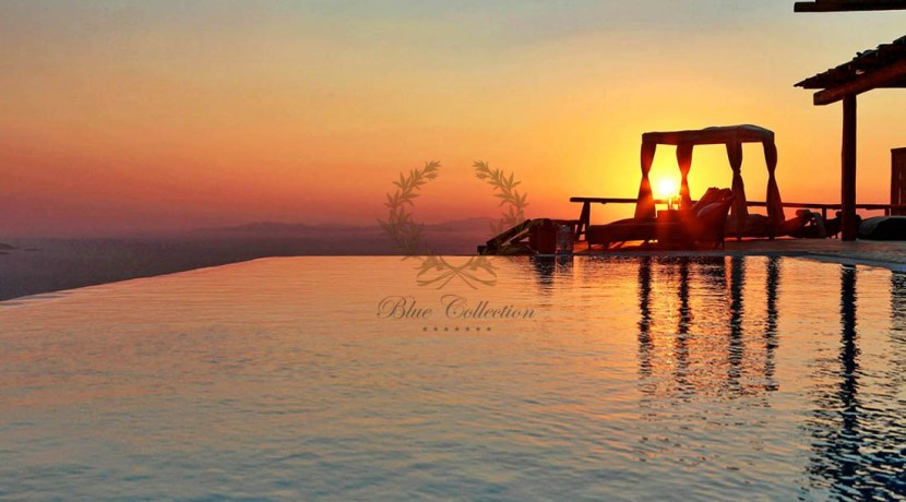 Mykonos - Fanari  Presidential Villa with Private Pool & Amazing view for rent  p3