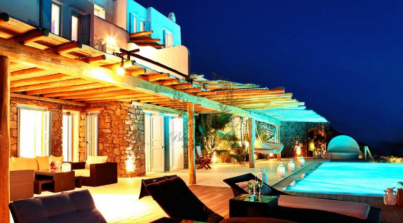 Mykonos - Fanari  Presidential Villa with Private Pool & Amazing view for rent  p5