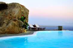 Mykonos  Chalara – Private Villa with Infinity Pool & Amazing view for rent (20)