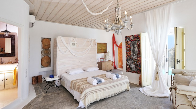 Mykonos  Chalara – Private Villa with Infinity Pool & Amazing view for rent (6)