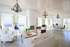 Mykonos  Chalara – Private Villa with Infinity Pool & Amazing view for rent (8)