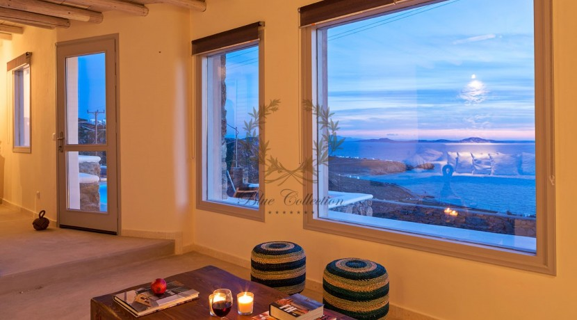 Mykonos  Choulakia - Senior Villa with Private Pool & Stunning views for rent P1 (21)