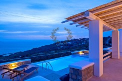 Mykonos | Choulakia – Two Villas with Private Pools & Stunning views for rent | Sleeps 12 | 6 Bedrooms |4 Bathrooms| REF: 180412104 | CODE: CLA-3