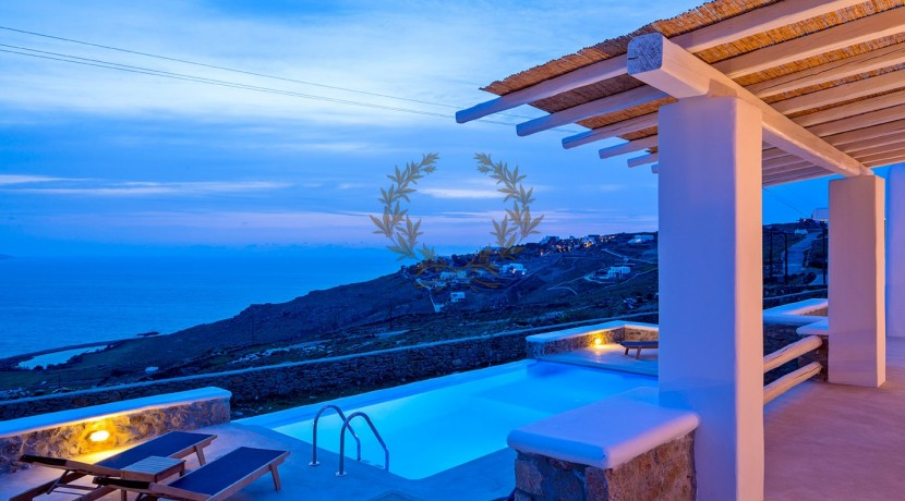 Mykonos  Choulakia - Senior Villa with Private Pool & Stunning views for rent P1 (25)