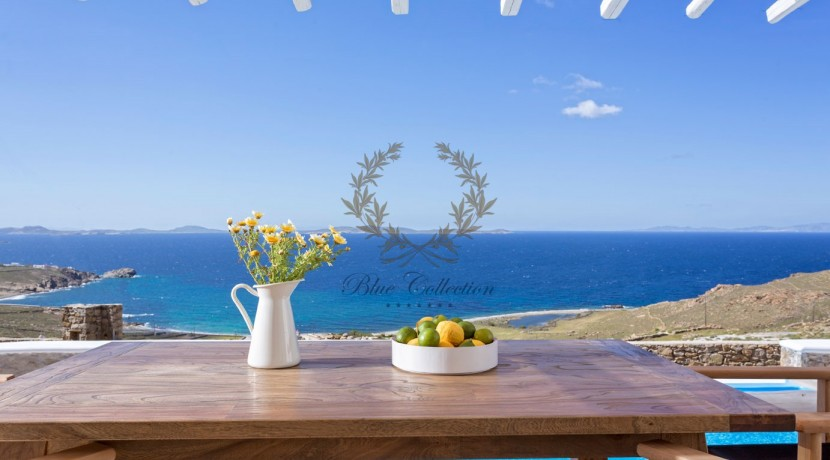 Mykonos  Choulakia - Senior Villa with Private Pool & Stunning views for rent P1 (6)