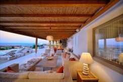 Mykonos  ELIA – Delux Villa with Private Pool & Amazing view for Rent (11)