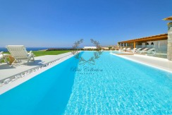 Mykonos | ELIA – Delux Villa with Private Pool & Amazing view for Rent | Sleeps 8 | 4+1 Bedrooms |3 Bathrooms| REF:  180412105 | CODE: ELD-4
