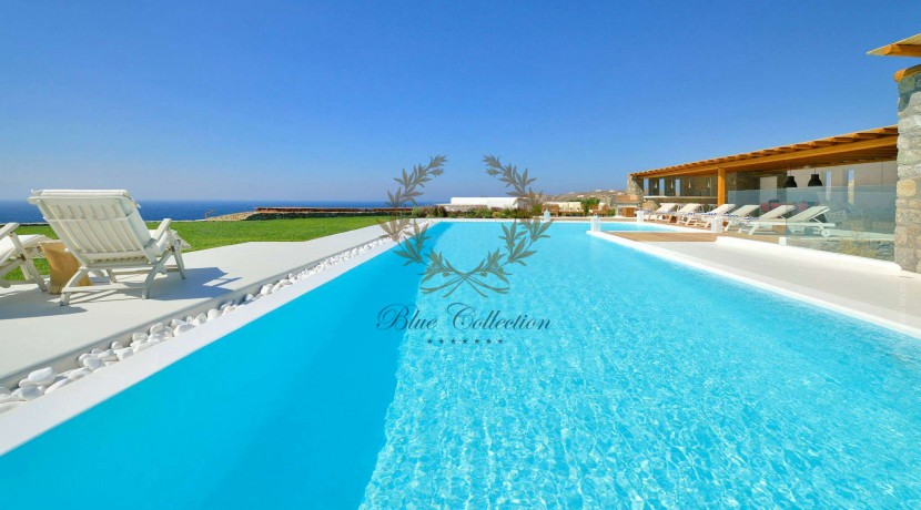 Mykonos  ELIA – Delux Villa with Private Pool & Amazing view for Rent (14)