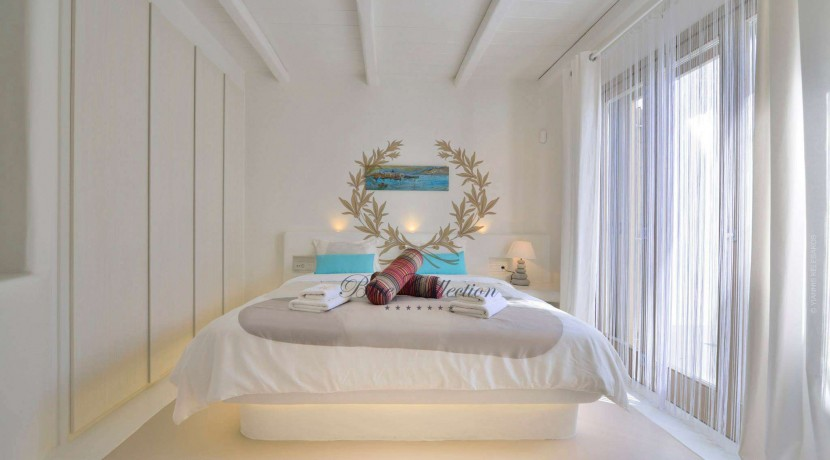 Mykonos  ELIA – Delux Villa with Private Pool & Amazing view for Rent (17)