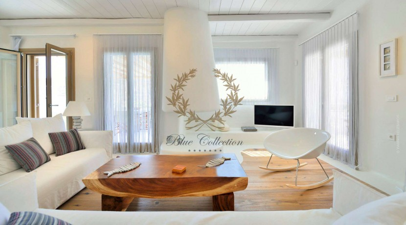 Mykonos  ELIA – Delux Villa with Private Pool & Amazing view for Rent (22)