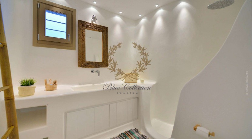 Mykonos  ELIA – Delux Villa with Private Pool & Amazing view for Rent (28)