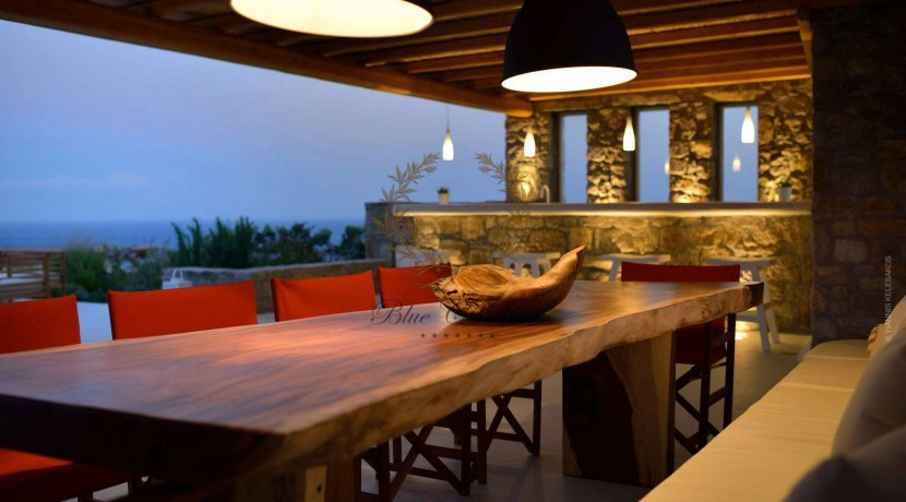 Mykonos  ELIA – Delux Villa with Private Pool & Amazing view for Rent (30)