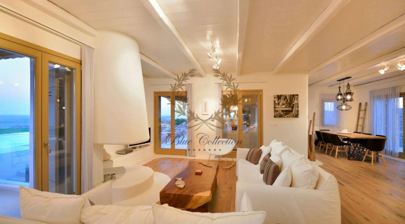 Mykonos  ELIA – Delux Villa with Private Pool & Amazing view for Rent (42)
