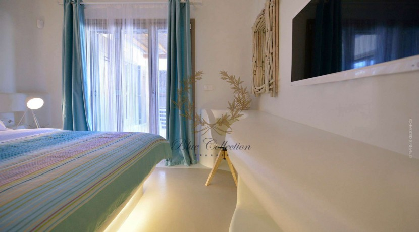 Mykonos  ELIA – Delux Villa with Private Pool & Amazing view for Rent (5)
