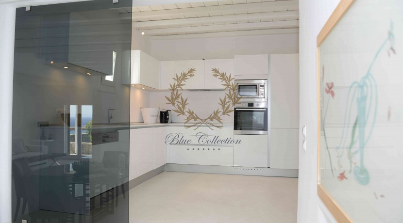 Mykonos Elia – Presidential Villa with Private Pool & Stunning views for rent (10)