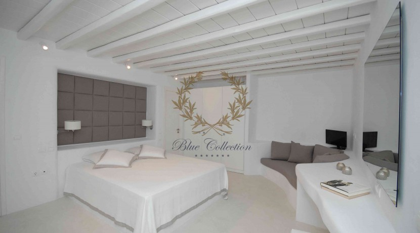 Mykonos Elia – Presidential Villa with Private Pool & Stunning views for rent (15)