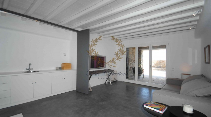Mykonos Elia – Presidential Villa with Private Pool & Stunning views for rent (19)