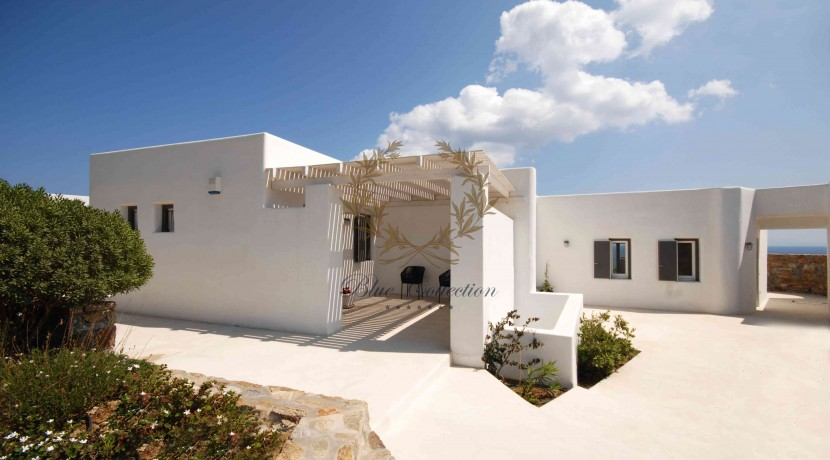 Mykonos Elia – Presidential Villa with Private Pool & Stunning views for rent (2)