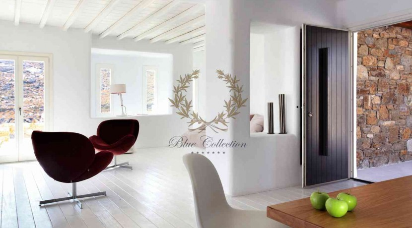 Mykonos Elia – Presidential Villa with Private Pool & Stunning views for rent (23)