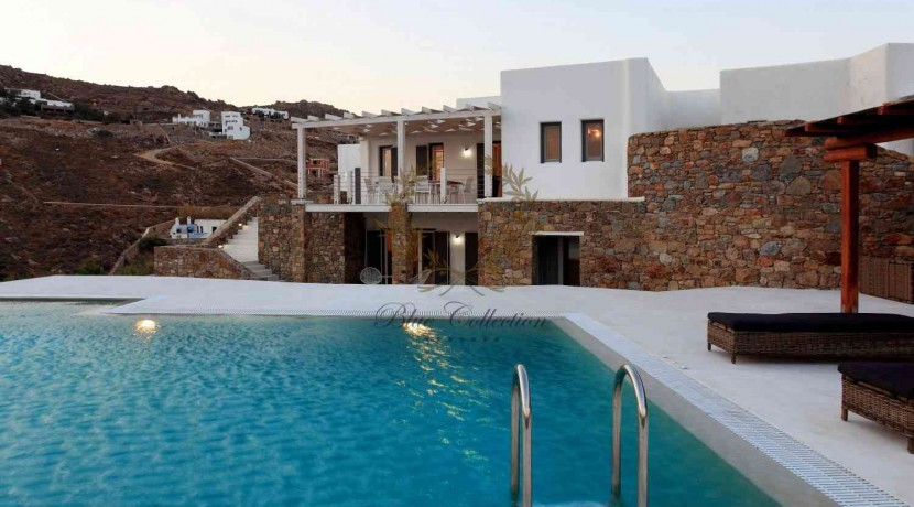 Mykonos Elia – Presidential Villa with Private Pool & Stunning views for rent (28)