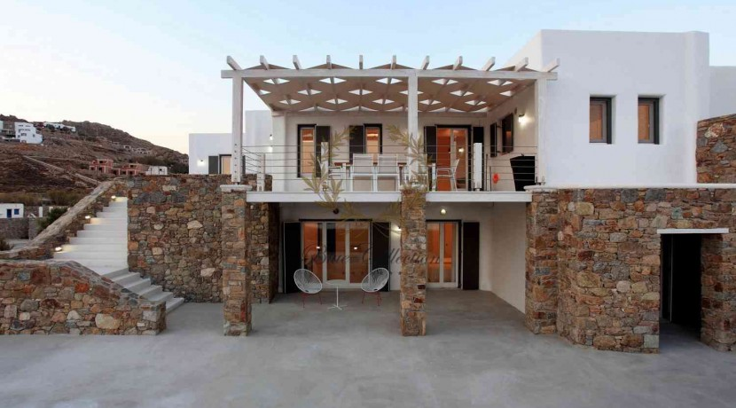Mykonos Elia – Presidential Villa with Private Pool & Stunning views for rent (29)