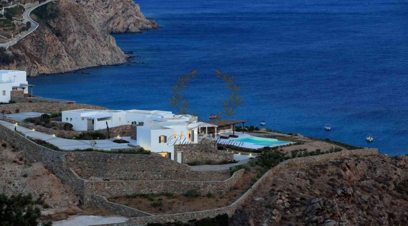 Mykonos Elia – Presidential Villa with Private Pool & Stunning views for rent (30)