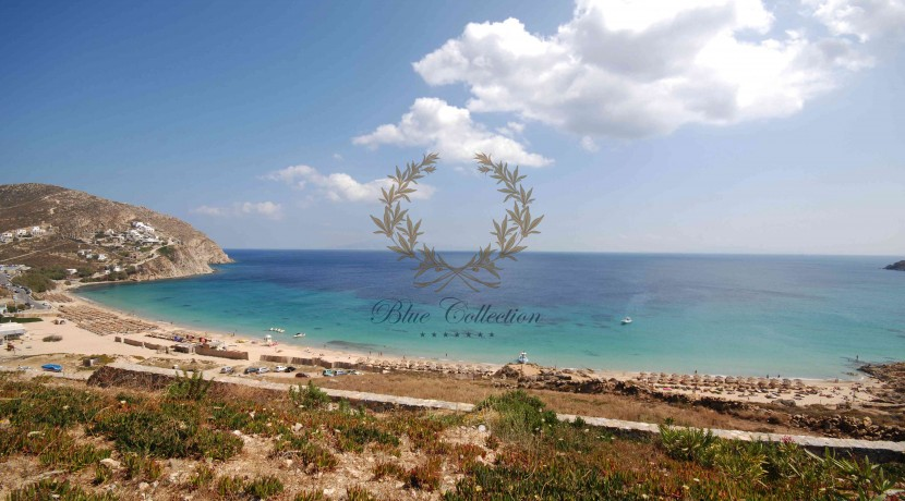 Mykonos Elia – Presidential Villa with Private Pool & Stunning views for rent (4)