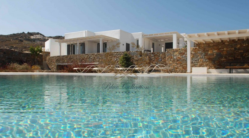 Mykonos Elia – Presidential Villa with Private Pool & Stunning views for rent (6)