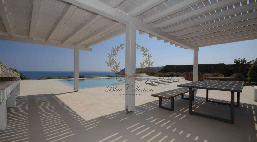 Mykonos Elia – Presidential Villa with Private Pool & Stunning views for rent (7)