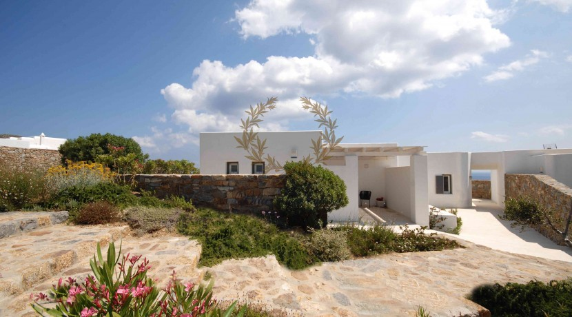 Mykonos Elia – Presidential Villa with Private Pool & Stunning views for rent
