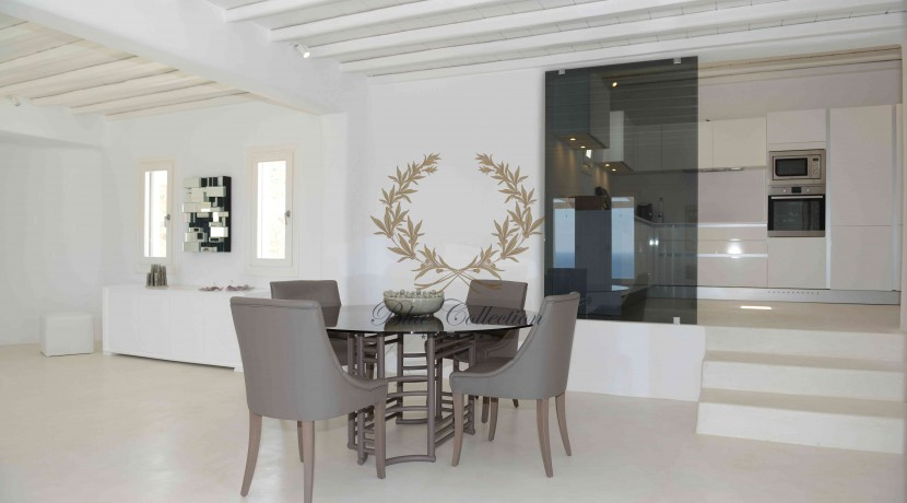 Mykonos Elia – Presidential Villa with Private Pool & Stunning views for rent (9)