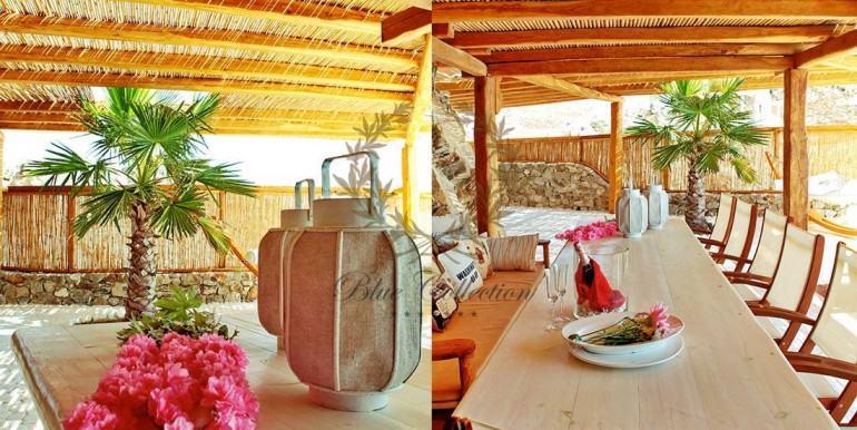 Mykonos  Fanari – Presidential Villa with Private Pool & Amazing view for rent (7)
