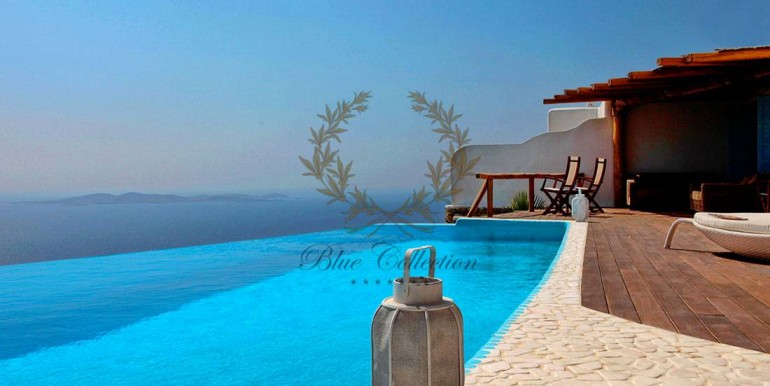 Mykonos  Fanari – Presidential Villa with Private Pool & Amazing view for rent