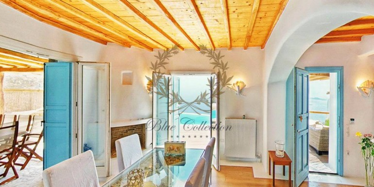 Mykonos  Fanari – Presidential Villa with Private Pool & Amazing view for rent (9)