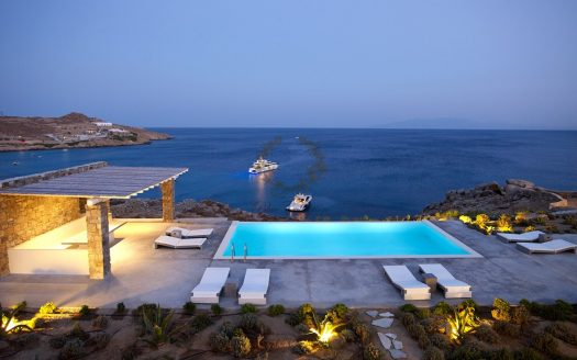 Mykonos - Paradise | Luxury Villa with Private Pool & Amazing view for rent | Sleeps 16 | 8 Bedrooms |8 Bathrooms| Ref : 180412106 | CODE: A-3