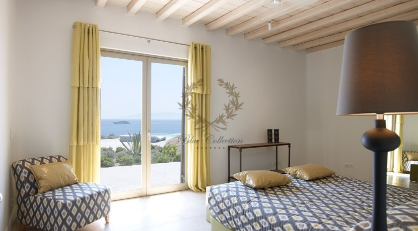 Mykonos - Paraga – Two Presidential Villas with Private infinity Pools & Stunning views for Rent p1 (23)