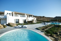 Mykonos - Paraga – Two Presidential Villas with Private infinity Pools & Stunning views for Rent p1
