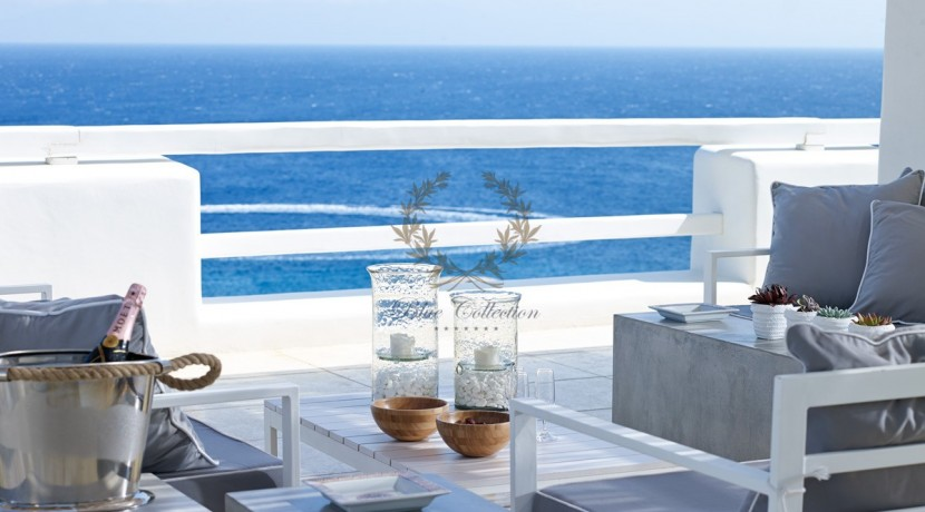 Mykonos - Paraga – Two Presidential Villas with Private infinity Pools & Stunning views for Rent p1 (31)
