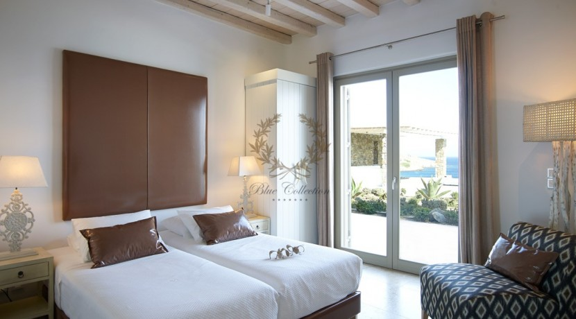 Mykonos - Paraga – Two Presidential Villas with Private infinity Pools & Stunning views for Rent p1 (42)