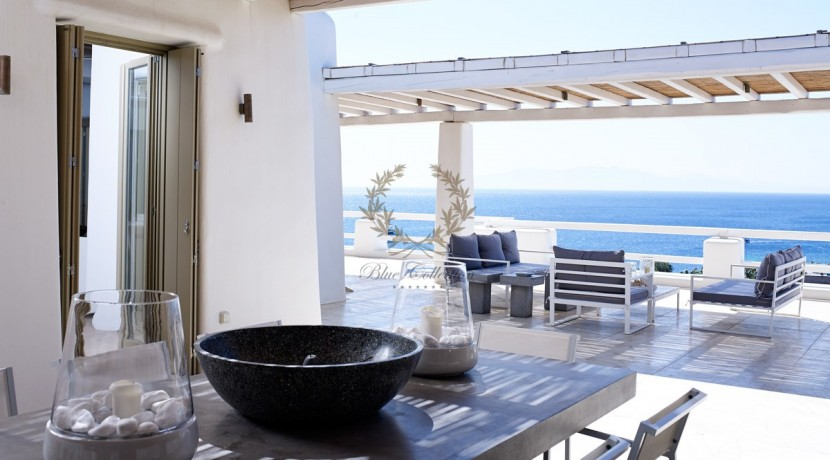 Mykonos - Paraga – Two Presidential Villas with Private infinity Pools & Stunning views for Rent p1 (5)