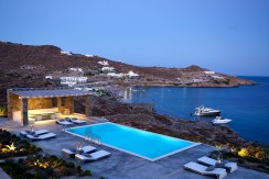 Mykonos - Paraga – Two Presidential Villas with Private infinity Pools & Stunning views for Rent p1 (52)