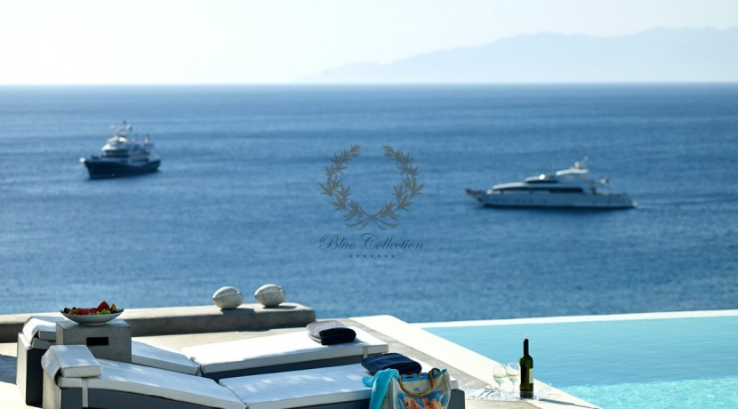 Mykonos - Paraga – Two Presidential Villas with Private infinity Pools & Stunning views for Rent p1 (58)