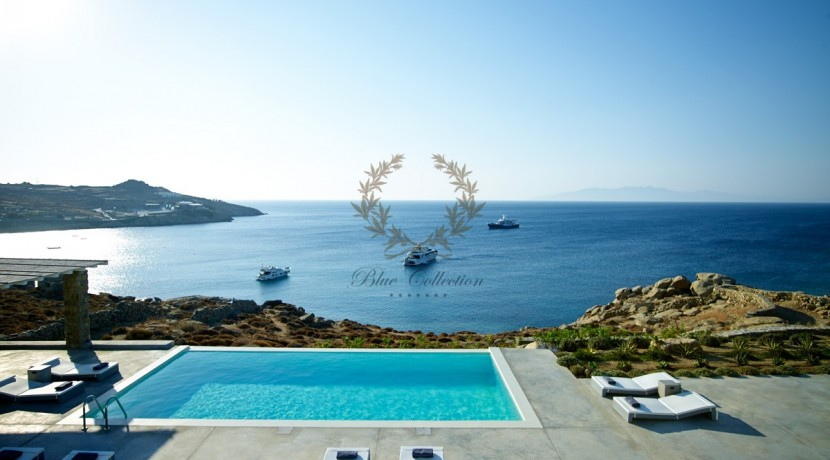 Mykonos - Paraga – Two Presidential Villas with Private infinity Pools & Stunning views for Rent p1 (70)